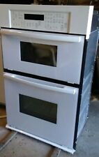 "Whirlpool electric MW wall oven combo 27"" and electric Kenmore cooktop"