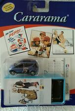 DIECAST MODEL CAR MERCEDES A CLASS A140 PEPSI COLA TIN BOX HONGWELL CARARAMA