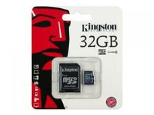 Kingston Class4 32GB Micro SD Card with Adapter ( will fit Samsung Galaxy S3 )