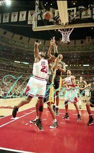 1998 PLAYOFFS Michael Jordan CHICAGO BULLS - 35mm Film Negative