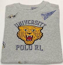 GENUINE Polo by Ralph Lauren Boys T Shirt Short Sleeve 2,3,5,6,7,8,10/12,14/16