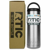 RTIC 18oz Double Vacuum Sealed Stainless Steel Bottle / Generation 1