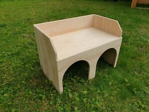 Large Hop On Rabbit Castle play house shelter mansion hideaway 20''x12''x14''