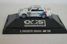 Herpa Modellauto 1:87 H0 BMW M3 Nr. 16 Heger
