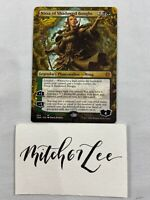 MTG Magic the Gathering - Showcase Nissa of Shadowed Boughs - Zendikar Rising