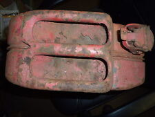 Jerry can W D 1945 fuel metal canyster 20 l Original Autentic Antique