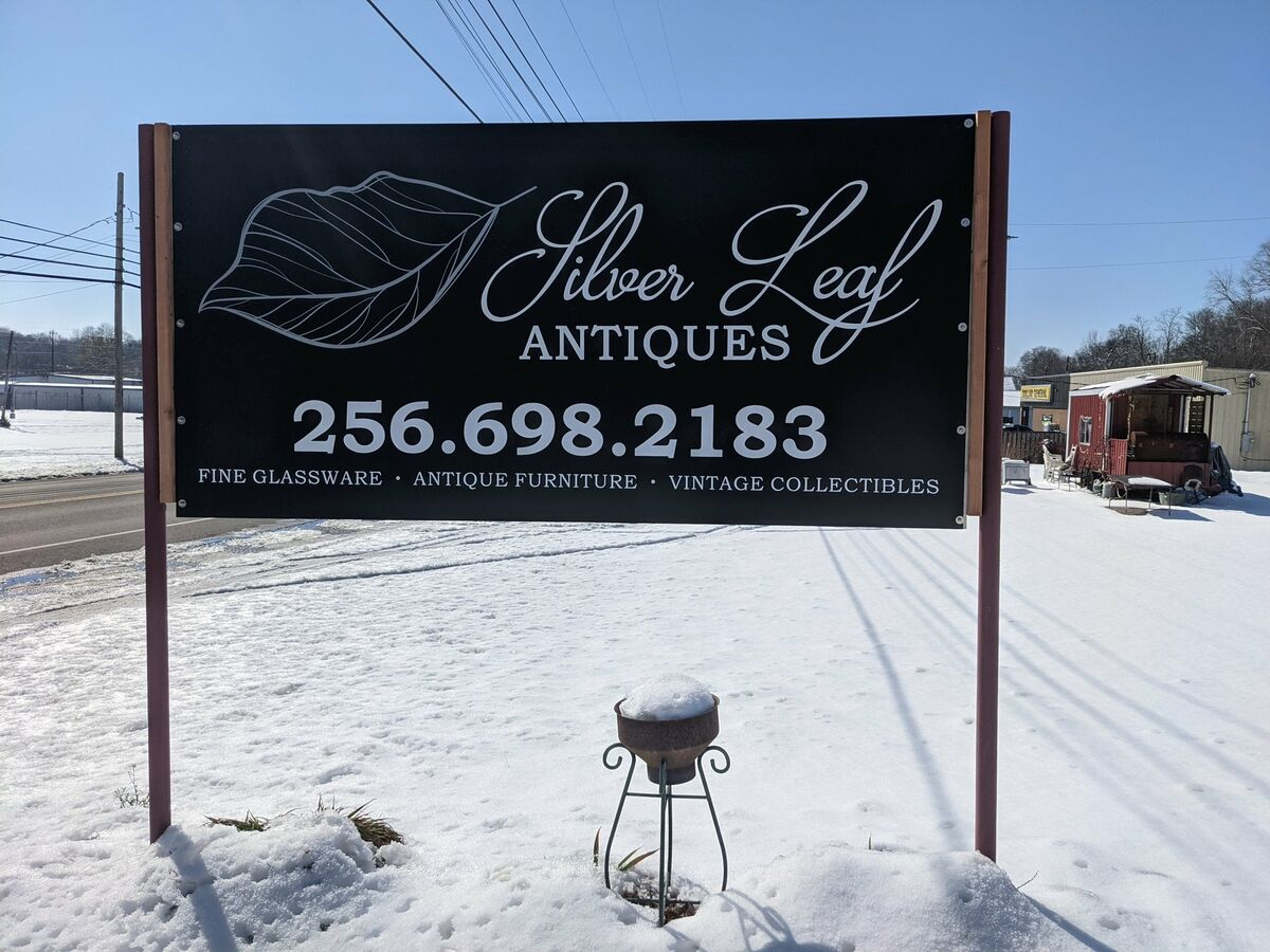 Silver Leaf Antiques