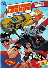Justice League Action: Superpowers Unite - Season 1 - Part 1 New Dvd