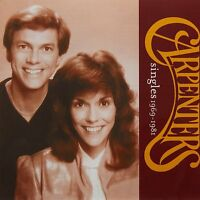 Carpenters - Singles 1969-1981 (1999)  CD  NEW/SEALED  SPEEDYPOST