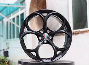 19 Inch Quadrifoglio Style Custom Forged Wheels for Alfa Romeo Giulia Stelvio