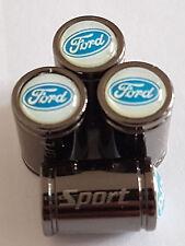 Válvula de aleación de titanio de Lujo Deporte casquillos de polvo todos los modelos Mustang Focus Kuga S-Max