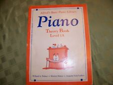 New ListingPiano (book of theory)