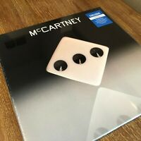MCCARTNEY III Rare Limited Edition Blue UK!! NOT Barnes & Noble!! SOLD OUT Vinyl