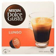 Nescafé Dolce Gusto Lungo - 16 Capsules