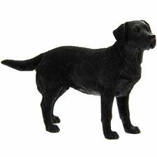 More details for black labrador dog ornament figurine gift boxed