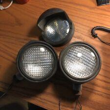 3 Lamp light  machinery equipment light Auto  Rubber