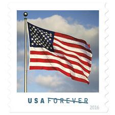 2016 49c American Flag, Spirit of Our Nation, Coil Scott 5053 Mint F/VF NH