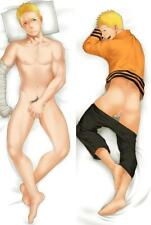 New Japan Anime Naruto Sexy Man Male Dakimakura Hugging Body Pillow Case Cover