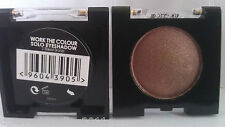 3 X Collection 2000 Work The Colour Solo Eyeshadow 03 Baked Bronze