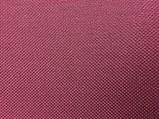 Burgundy Marine PVC Vinyl Canvas Waterproof Upholstery Outdoor Fabric - BTY