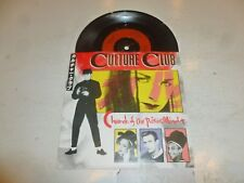 """CULTURE CLUB - Church Of The Poison Mind - 1983 UK 2-track 7"""" Vinyl Single"""