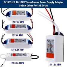 Dc 12v Led Driver Power Supply Transformer 240v Dc 12