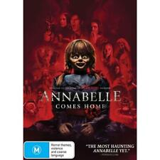 ANNABELLE COMES HOME DVD, NEW & SEALED, 2019 RELEASE, FREE POST,