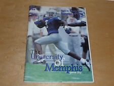 1999 ARKANSAS STATE AT UNIVERSITY OF MEMPHIS  COLLEGE FOOTBALL PROGRAM EX