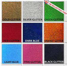 "GLITTER Tile Transfers Stickers for Kitchen Bathroom Fireplace 6"" Self Adhesive"