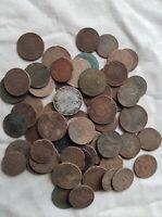 German Coins WW2 Lot Nazi Money Swastika Third Reich Coin 5 PCS 1939-1944