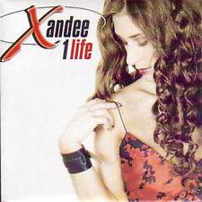 CD Single EUROVISION 2004 Belgique : XANDEE1 Life 2-Track CARD SLEEVE