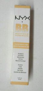 NYX BB Cream Beauty Balm BBCR03 Golden New