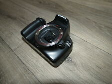 Canon EOS 1100D 12.2MP Digital DSLR Camera Body UNTESTED Spares Repairs Parts