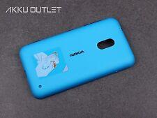 NOKIA LUMIA 620 - Akkudeckel Backcover Battery Cover - BLAU / ORIGINAL / NEU