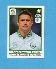 PANINI-EURO 2012-Figurina n.364- KEANE - IRLANDA -NEW