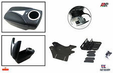 CARBON ARMREST ARM SUZUKI SAMURAI VITARA JIMNY SWIFT ALTO + FRONT ACK CUP HOLDER