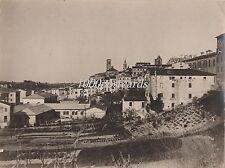JESI - panorama Nord Ovest dal viale della Vittoria - foto Capomagi