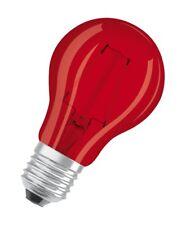 leuchtmittel in produktart led farbe rot sockel e27 ebay. Black Bedroom Furniture Sets. Home Design Ideas