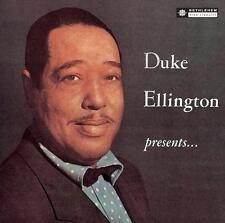 DUKE ELLINGTON - Presents... (CD 2005) *NEW & SEALED* USA Import (drill hole)