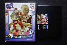 "FATAL FURY 2 ""No Manual"" SNK Neo Geo AES Good.Condition JAPAN"