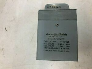 Acme Electric T-53005 100VA Single phase transformer