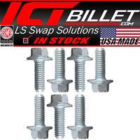 LS Engine Block Coolant /& Oil Threaded Drain Plug LS1 LS2 LS3 L92 LQ4 LQ9 LSX Barbell 551280