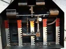 Vend viseur lemaire sncf pour nivellement des voies ferrées coffret d'origine