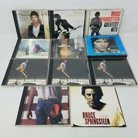 Bruce Springsteen CD Collection of 11 Albums (13 Discs, Live, Studio)