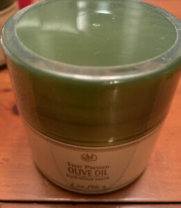 Serious Skin Care First Pressed Olive Oil face polish 2 oz jar Sealed