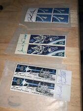 New ListingJohn Glenn Signed Project Mercury Signed Plus 2 Other Signatures From Astr