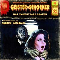 DAS UNSICHTBARE GRAUEN-VOL.81 - GEISTER-SCHOCKER   CD NEW HATHAWAY,ANDREW