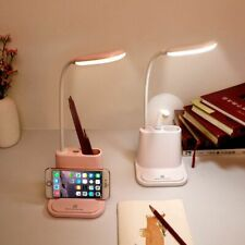 Touch Dimmable Led Desk Lamp USB Rechargeable Adjustment Children Studying Rooms