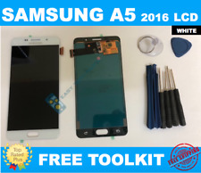 WHITE Samsung Galaxy A5 2016 A510 Screen LCD Assembly Digitizer Replacement