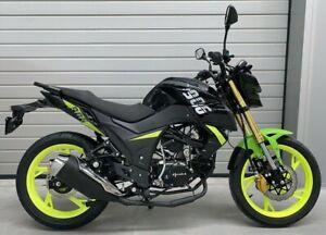 JUNAK 906 NAKED BIKE 50ccm 4 Takt, Moped, Mokick, 3 Farben, EURO 5, NEUFAHRZEUG